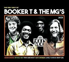 Booker T & the Mgs - Very Best Of Booker T & The MGs [New CD] UK - Import