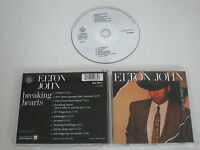 Elton John/Breaking Hearts (The Rocket Record Company 822 088-2) CD Album