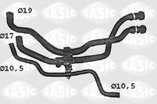 SASIC Kühlerschlauch SWH4308 für KANGOO CLIO RENAULT FC0 KC0 2 CB0C CB0S FC0C