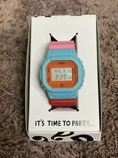 Gshock,G-shock,casio,dw5600, Parra, Limited Edition, Rare, Collaboration