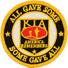 KIA America Remembers Patch