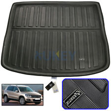 Heavy Duty Cargo Rubber Mat Boot Liner For VW Volkswagen Tiguan 2007-2016
