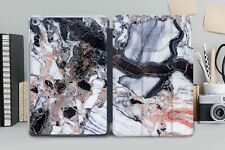 Marbled iPad Pro 12.9 9.7 Folio Cracked iPad Air 3 Smart Cover Stone iPad 6 Case