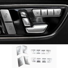 For Benz A B C E CLA GLA GLK ML GL GLE GLS Class Door Seat Memory Button Trim