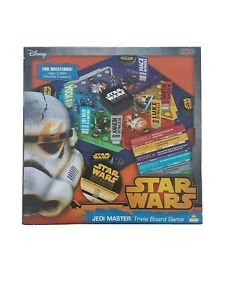 Disney Star Wars Jedi Master Trivia Board Game age 6+