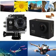 SJ4000 1080P HD WIFI 12MP Waterproof Helmet Sports Action Video Camera DV CAM