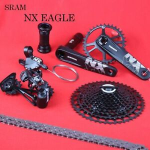SRAM NX EAGLE 1X12 Speed DUB Groupset Kit Trigger Shifter Chain 11-50T Cassette