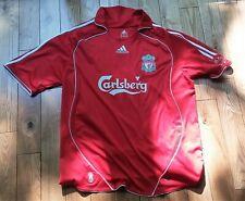 Peter Crouch Liverpool Adidas soccer shirt XL