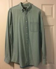 Men's Vintage Land's End Shirt- Excellent Pre-Owned Condition- Large