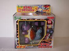 Vintage 1999 Pokémon wired Remote control Pokemon Tomy Japan #03