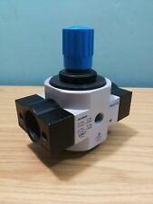 "Festo 1"" BSP Air Pressure Regulator LR-D-MAXI 159627"