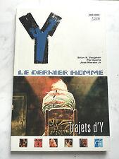 "RARE Y LE DERNIER HOMME T10 ""TRAJETS D' Y""- VAUGHAN/GUERRA/SUDZUKA -PANINI 2010"