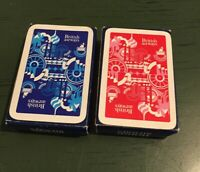 Vintage British Airways Playing Cards Full Deck
