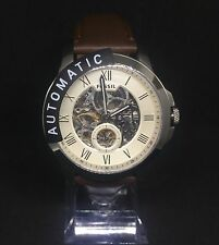 FOSSIL Grant Automatico Skeleton Dial me3052 Men's Watch