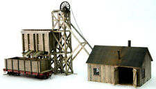 HO SCALE BANTA MODEL WORKS #2123 Little Creek Mine