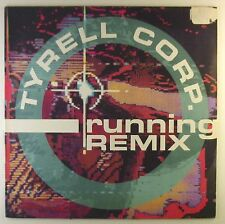 """12"""" Maxi - Tyrell Corp. - Running (Remix) - C961 - RAR - washed & cleaned"""
