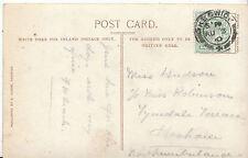 Genealogy Postcard - Family History - Hudson - Hexham - Northumberland   A436
