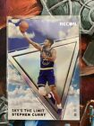 2020-21 Panini Recon Basketball Stephen Curry Sky's The Limit SSP
