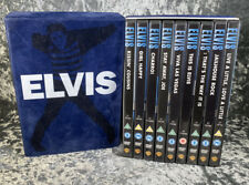 ELVIS PRESLEY Film Collection (DVD, 2007, RARE 11-Disc Set Limited Edition