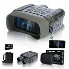 Night Vision Digital Goggles Scopes Binoculars for Adults Hunting - Camouflage