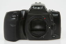 Minolta Dynax 500si analoges SLR Gehäuse #00741248