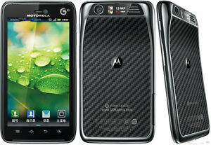 Original Motorola MT917 Unlocked 3G Android Unlcoked smartphone 13MP 4.5""