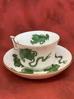 Wedgwood Chinese Tigers Cup and Saucer Set