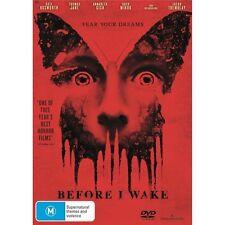 BEFORE I WAKE-DVD-Kate Bosworth, Thomas Jane-Region 4-New AND Sealed