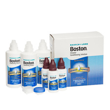Boston Advance Hard RGP Contact Lens Solution Cleaner Conditioning ALL-IN-ONE