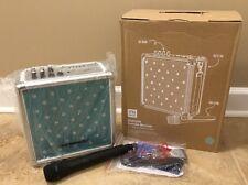 NEW Pottery Barn Teen Girls Bluetooth Karaoke Machine POOL DOTTIE