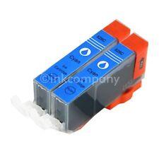 2 cartucce con chip per ip4850 ip4950 ix6520 IX 6550 mg5120 mg5220 CLI 526 CIANO