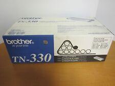 TN-330 Brother Toner Cartridge (Sealed - Old stock)  - Genuine