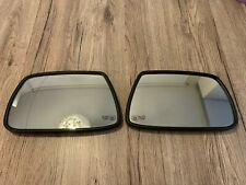 Jeep Grand Cherokee OEM LH RH mirror glass SET with dimming heating 05-09 year