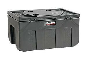 Dee Zee Dz6537p Poly Storage Chest Universal Fits 11-12 Ford 11 Toyota Ram Gmc