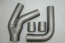99-00 Ford F250 F350 Performance Y Pipe 6.8L 5.4L V10 V8 Increase Gas Mileage