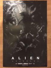 Alien Covenant Poster Odeon IMAX Exclusive Alien Day Cinema Promo new Prometheus