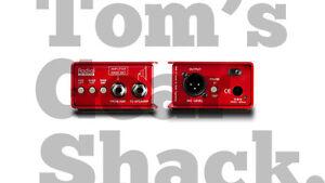 Radial Engineering JDX 48 Reactor Guitar Amp Direct Box JDX48 DI R8001402