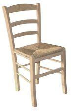 Sedie in legno e paglia   Acquisti Online su eBay