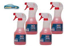 4x 500ml INOX Insect Clean Insektenentferner Insektenlöser Sprühflasche Spray