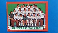 1973 Topps Buffalo Sabres Team Picture #94 Hockey Card