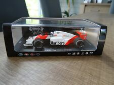 SPARK 1:43 MC LAREN  PROST WORLD CHAMP. 1986 LIMITED 200 PCS ONLY  WITH DECALS !