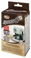 WPRO Entkalker + Entfetter Set Espresso Kaffeemaschine Wartung Kaffeevollautomat
