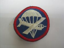 AIRBORNE GARRISON CAP PATCH - Repro Military  US  Glider
