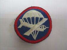 AIRBORNE GARRISON CAP PATCH - Repro Military  US  Glider