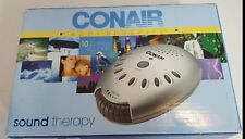 Conair Body Benefits 10 Soothing Sounds Sound Therapy Machine No Adapter Battery
