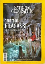 Rivista National Geographic n 4 Aprile 2021 Grotte di Frasassi