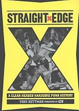STRAIGHT EDGE - RETTMAN, TONY - NEW PAPERBACK
