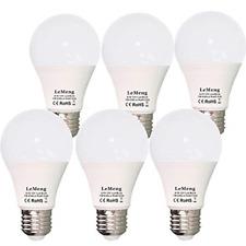12V LED Bulb E26 7W 630Lm 12 Volt Low Voltage Lights AC DC 11 16V E27 A19 Edison
