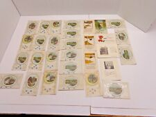 Lot of 30 Vintage New Year Christmas Post Cards Holidays Most Unposted Pre 1915