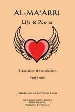 Introduction to Sufi Poets: Al-Ma'arri: Life and Poems by Paul Smith (2014,...